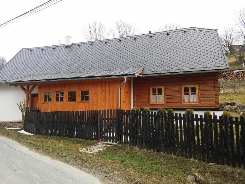Ladislav Procházka - Stavba a rekonstrukce domů
